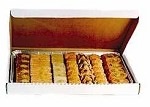 50 piece full tray mixed pastries